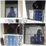 彩色LED发光夹层玻璃