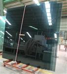 大尺寸钢化玻璃,尺寸3300*7000mm