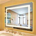 LED浴室镜方形壁挂用于酒店居家深圳科丽鸿制造