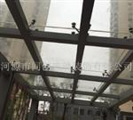 玻璃雨棚安装流程要点
