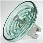 河间厂家供应U70BL 钢化玻璃绝缘子买多优惠多