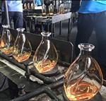 玻璃洋酒瓶 酒瓶 玻璃瓶