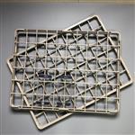 厂家供应505*365mm丝印烤架PPS托盘盖板丝印玻璃烤炉