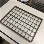 诚锐科技505*365mm丝印烤炉耐高温烤架烤盘PPS丝印烤