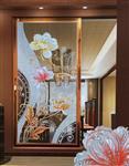 艺术玻璃背景墙 艺术玻璃价格 艺术玻璃批发