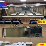 錄播教室鏡面玻璃