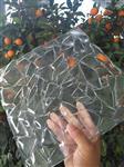 卵石装饰艺术玻璃