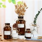 欧式ins风玻璃试剂花瓶 水培花瓶 创意干花小花瓶 客厅装饰
