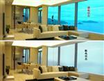 定制专业工程酒店卫浴智能调光雾化玻璃,5+5,6+6等厚度