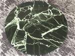 夹丝玻璃转盘餐桌