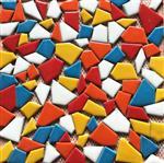 彩色碎片混拼马赛克厂家直销