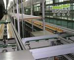 上海非标玻璃门窗自动化装配线 铝合金门窗装配设备