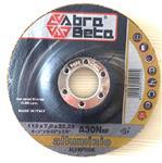 进口铝材专用打磨片115*7 玻璃网