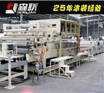 森联供应玻璃UV转印设备/多功能装饰玻璃转印生产线价格