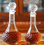 厂家直销 多种规格洋酒瓶红酒瓶钻石红酒瓶方形红酒瓶可定制 举