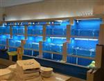 广州黄花岗商业街定做海鲜池价格,先烈中路酒店鱼池哪里做