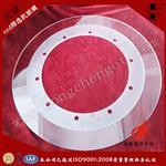 钢化玻璃筛选盘 圆环玻璃加工