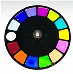 硼硅酸盐玻璃3.3用于logo灯片 颜色片 图案片