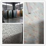 玻璃原片批发各种艺术玻璃装饰用厂家直销