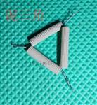 泥三角 坩埚架 化学实验仪器 理化瓷三角 化学隔热架 教学仪