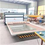 黑龙江纳河干法夹胶玻璃机