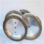 密齿金刚轮金刚石玻璃磨边轮供应厂家