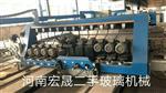 新到汉博22头5米转3米高速精磨连线机加3米清洗机