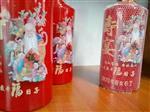 3D个性定制酒瓶酒盒uv浮雕图案喷绘机