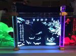 兰州激光内雕发光玻璃