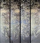 北京玻璃厂 定制各类夹胶夹丝夹层玻璃 钢化玻璃