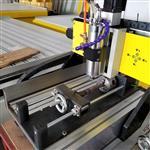 2.2KW大功率水冷四轴立体数控雕刻机6090圆雕摆件木工石