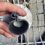 河北通亚厂家机械门窗玻璃卡皮条橡胶条橡胶垫