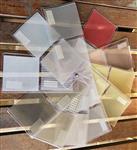 夹层玻璃网布,高亮金属涂层网布