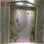 自贡3D玻璃瓷砖5d背景墙打印机