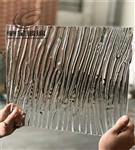 佛山热熔玻璃厂直供各类压花压铸热熔玻璃 钢化
