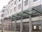 安装玻璃雨棚厂家 丰台区拆装雨棚钢化玻璃