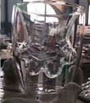2019透明玻璃杯猫爪
