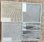 5+5艺术夹丝玻璃 隔断艺术夹娟玻璃
