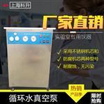不锈钢外壳循环水真空泵SHZ-2000型立式抽气抽滤泵