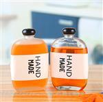 玻璃酒瓶玻璃果汁饮料瓶