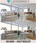 广州卓越特种玻璃调光玻璃