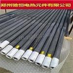 等直徑硅碳棒高溫爐碳化硅管SIC2加熱棒非標定制