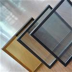 中空玻璃价格  东莞玻璃厂供应LOW-E/有色/镀膜中空玻璃