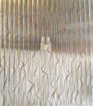 6+6透明夹丝玻璃 防火防爆夹钢丝玻璃