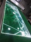 LED发光玻璃吊顶 光电玻璃天花板厂家