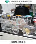 廣州卓越特種玻璃實心玻璃磚/可定制