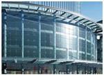 北京换外墙玻璃 朝阳区安装12mm钢化玻璃幕墙玻璃