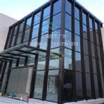 上海陆家嘴办公室玻璃贴膜 上海建筑玻璃贴膜