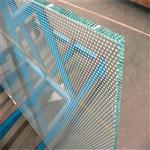 北航玻璃专业加工10mm高温丝印玻璃  钢化丝印玻璃厂家直销