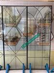无焊接镶嵌玻璃
